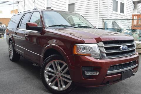 2015 Ford Expedition EL for sale at VNC Inc in Paterson NJ