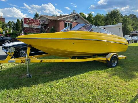2005 Crownline 180 BR for sale at R & R Motors in Queensbury NY