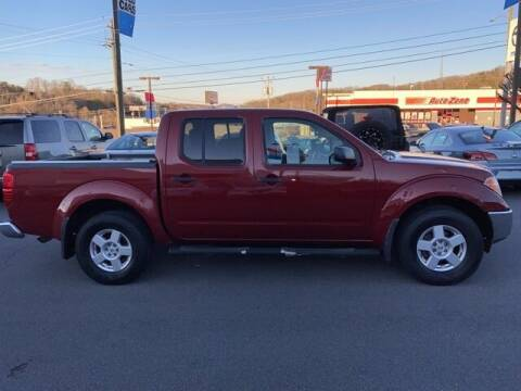 2006 Nissan Frontier for sale at Bill Gatton Used Cars in Johnson City TN