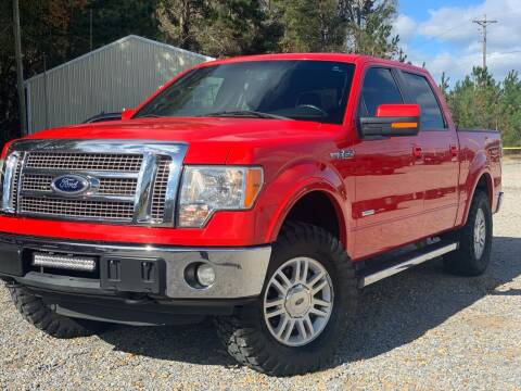 2012 Ford F-150 for sale at Quality Auto of Collins in Collins MS