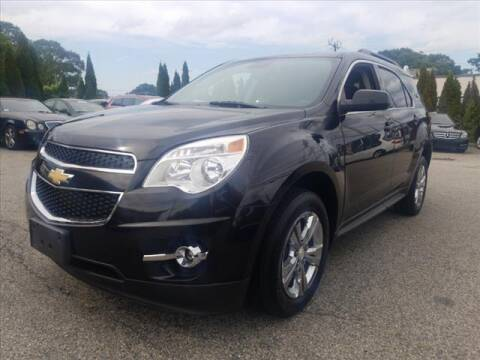 2014 Chevrolet Equinox for sale at East Providence Auto Sales in East Providence RI
