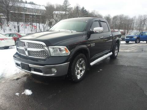 2013 RAM Ram Pickup 1500 for sale at Mulligan's Auto Exchange LLC in Paxinos PA