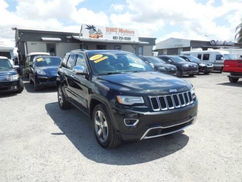 2014 Jeep Grand Cherokee for sale at DMC Motors of Florida in Orlando FL