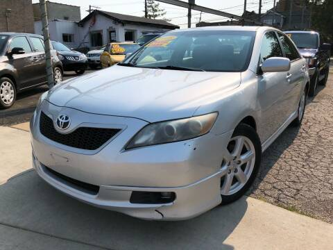 2008 Toyota Camry for sale at Jeff Auto Sales INC in Chicago IL