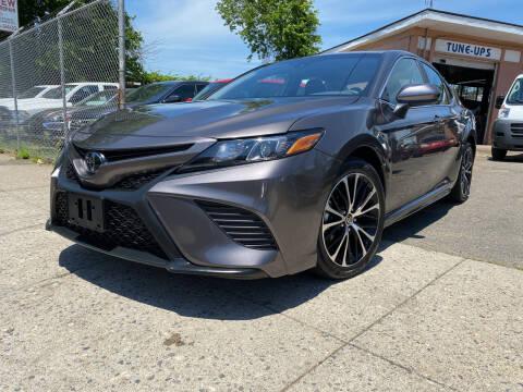 2020 Toyota Camry for sale at Seaview Motors and Repair LLC in Bridgeport CT