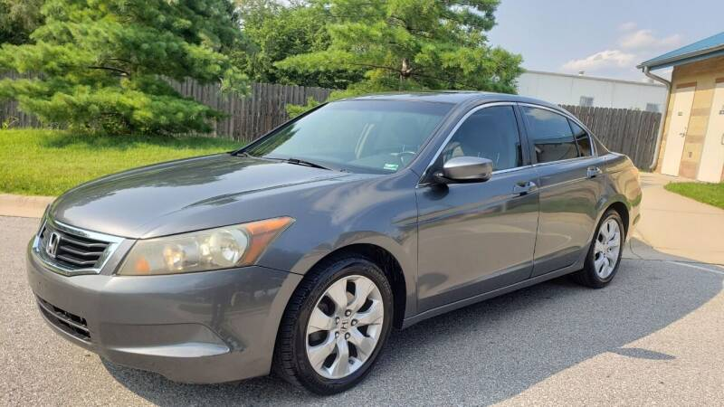 2008 Honda Accord for sale at Nationwide Auto in Merriam KS