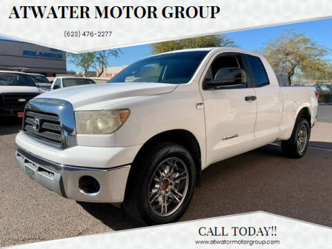 2008 Toyota Tundra for sale at Atwater Motor Group in Phoenix AZ