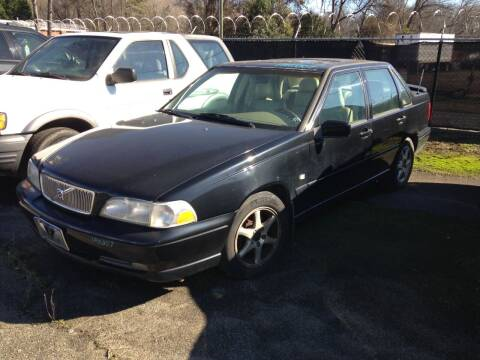 2000 Volvo S70 for sale at ASAP Car Parts in Charlotte NC