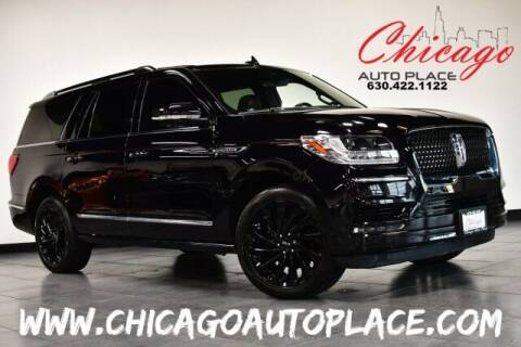 2020 Lincoln Navigator L for sale at Chicago Auto Place in Bensenville IL
