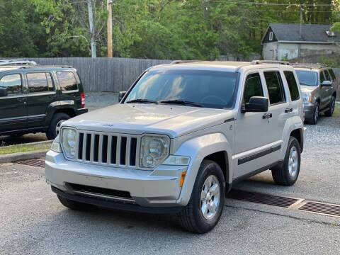 2009 Jeep Liberty for sale at AMA Auto Sales LLC in Ringwood NJ