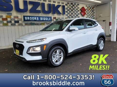 2019 Hyundai Kona for sale at BROOKS BIDDLE AUTOMOTIVE in Bothell WA