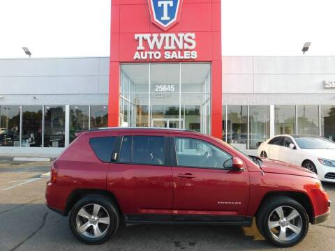 2017 Jeep Compass for sale at Twins Auto Sales Inc Redford 1 in Redford MI