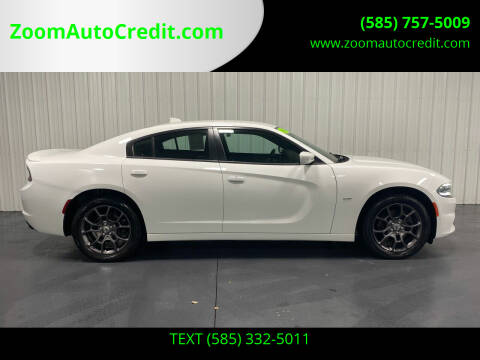 2018 Dodge Charger for sale at ZoomAutoCredit.com in Elba NY