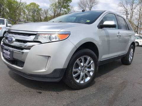 2013 Ford Edge for sale at Certified Auto Exchange in Keyport NJ