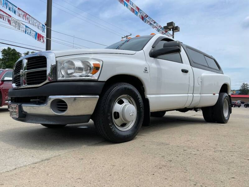 2007 Dodge Ram Pickup 3500 for sale at Ankrom Auto in Cambridge OH