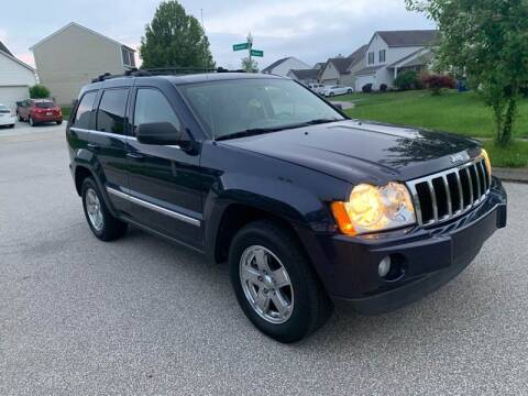 2006 Jeep Grand Cherokee for sale at Via Roma Auto Sales in Columbus OH