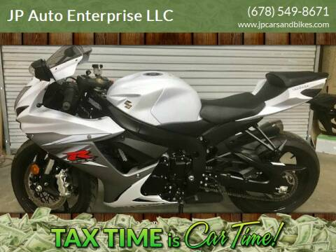 2015 Suzuki GSX-R600 for sale at JP Auto Enterprise LLC in Duluth GA