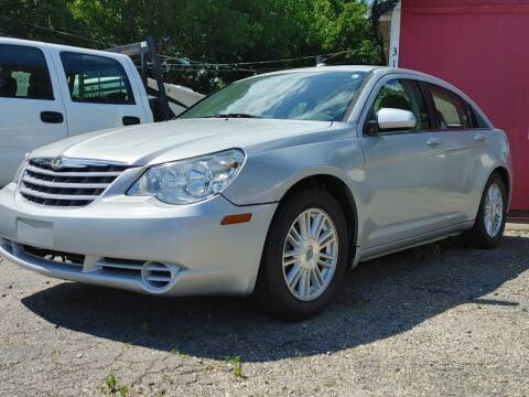 2009 Chrysler Sebring for sale at Snap Auto in Morganton NC
