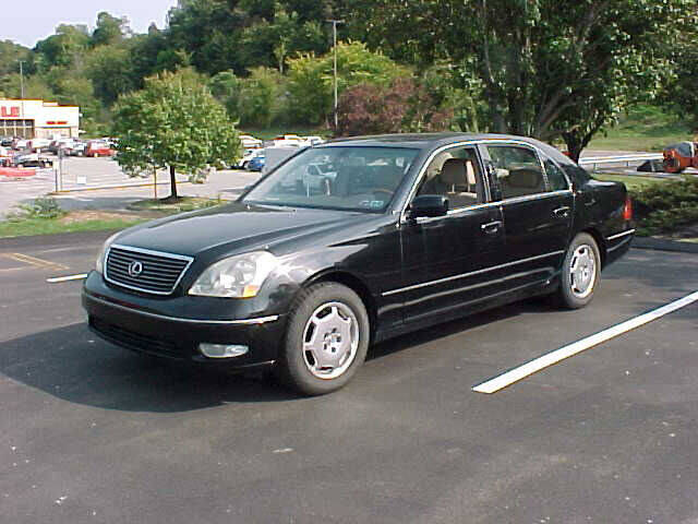 2002 Lexus LS 430 4dr Sedan - Pittsburgh PA