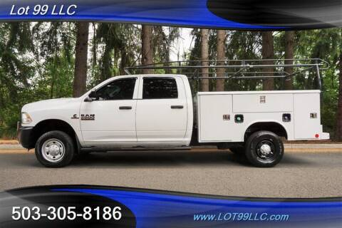 2017 RAM Ram Pickup 2500 for sale at LOT 99 LLC in Milwaukie OR