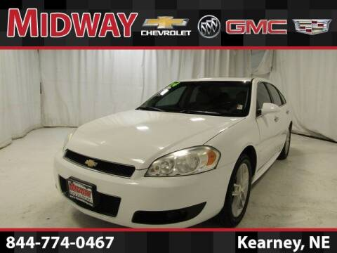 2014 Chevrolet Impala Limited for sale at Midway Auto Outlet in Kearney NE