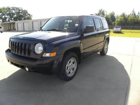 2015 Jeep Patriot for sale at VANN'S AUTO MART in Jesup GA