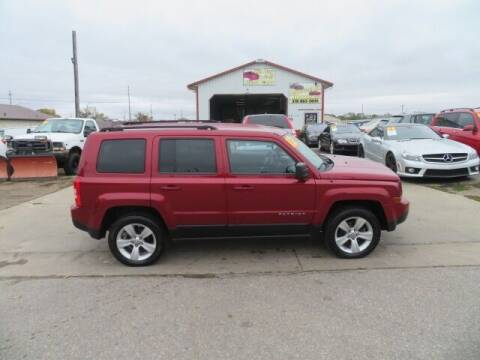 2012 Jeep Patriot for sale at Jefferson St Motors in Waterloo IA