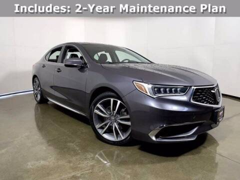 2019 Acura TLX for sale at Smart Motors in Madison WI