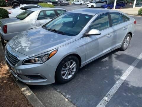 2016 Hyundai Sonata for sale at Southern Auto Solutions-Jim Ellis Hyundai in Marietta GA