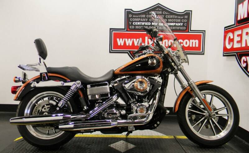 2008 Harley-Davidson DYNA LOW for sale at Certified Motor Company in Las Vegas NV