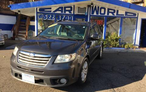 2008 Subaru Tribeca for sale at Car World Inc in Arlington VA