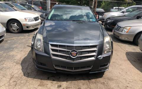 2010 Cadillac CTS for sale at Six Brothers Auto Sales in Youngstown OH