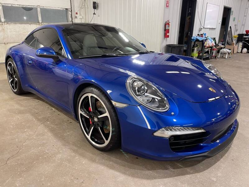 2013 Porsche 911 for sale at Premier Auto in Sioux Falls SD