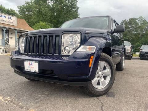 2012 Jeep Liberty for sale at Mega Motors in West Bridgewater MA