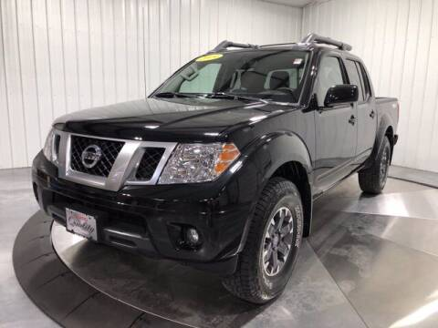 2019 Nissan Frontier for sale at HILAND TOYOTA in Moline IL