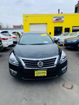 2015 Nissan Altima for sale at Hartford Auto Center in Hartford CT
