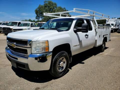 2009 Chevrolet Silverado 3500HD for sale at Truck & Van Country in Shingle Springs CA