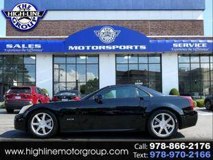 2004 Cadillac XLR for sale at Highline Group Motorsports in Lowell MA