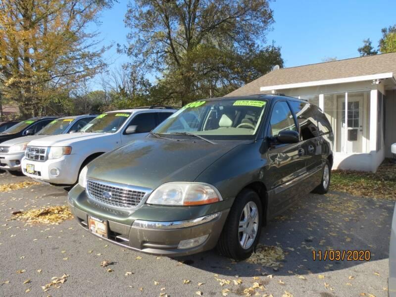 2003 Ford Windstar SEL 4dr Mini-Van - Reynoldsburg OH