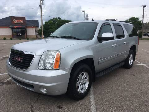 2012 GMC Yukon XL for sale at Borderline Auto Sales in Loveland OH