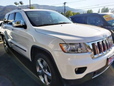 2012 Jeep Grand Cherokee for sale at CAR CITY SALES in La Crescenta CA