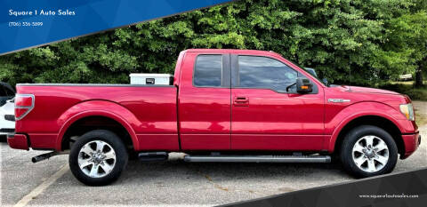 2010 Ford F-150 for sale at Square 1 Auto Sales - Commerce in Commerce GA