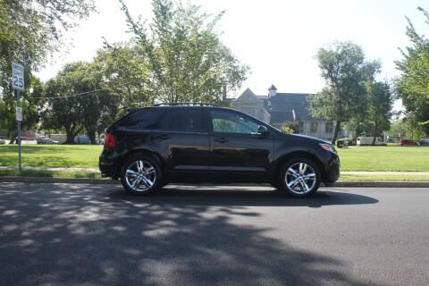 2013 Ford Edge for sale at Lexington Auto Club in Clifton NJ