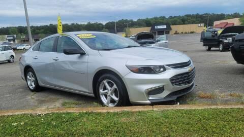 2017 Chevrolet Malibu for sale at CarsPlus in Scottsboro AL