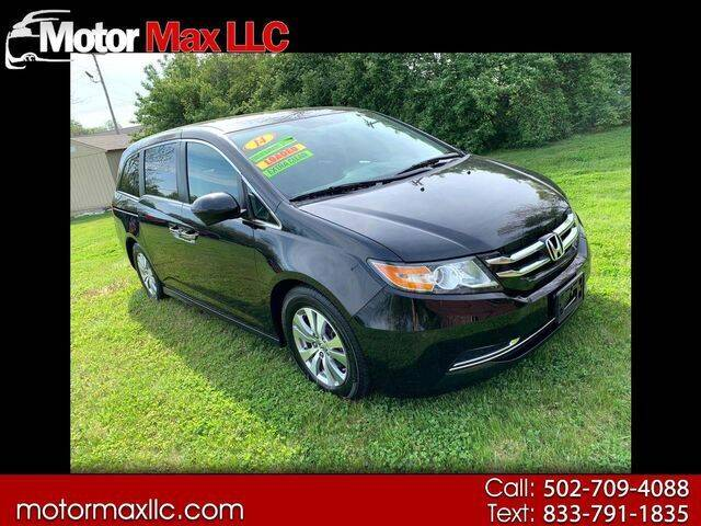 2014 Honda Odyssey for sale at Motor Max Llc in Louisville KY