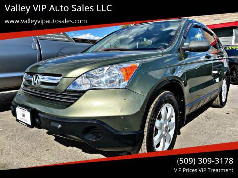 2009 Honda CR-V for sale at Valley VIP Auto Sales LLC in Spokane Valley WA