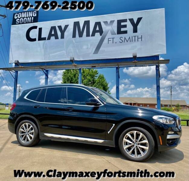 2019 BMW X3 for sale at Clay Maxey NWA in Springdale AR