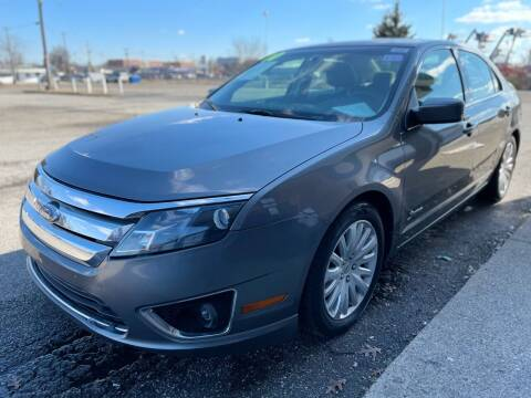 2010 Ford Fusion Hybrid for sale at 5 STAR MOTORS 1 & 2 - 5 STAR MOTORS in Louisville KY