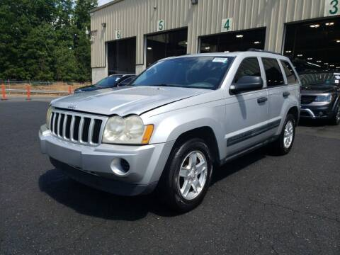 2005 Jeep Grand Cherokee for sale at E-Motorworks in Roswell GA