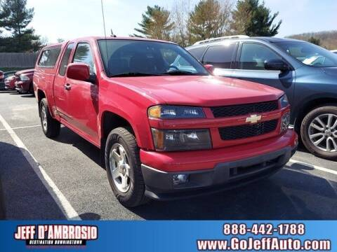 2010 Chevrolet Colorado for sale at Jeff D'Ambrosio Auto Group in Downingtown PA